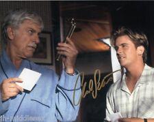 Charlie Schlatter Autograph - Diagnosis Murder 2 - Signed 10x8 Photo - AFTAL