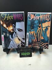 Hex Wives 1 Set Cover A and Frison Variant