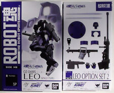 Robot Spirits Purple Space Leo Option Set 2 Gundam Wing Tamashii Bandai Damashii
