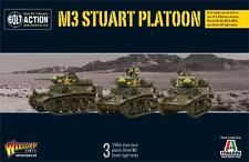 M3 tropa de Stuart