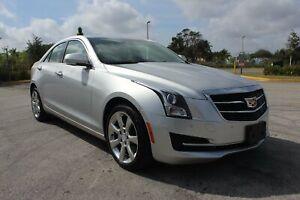 2016 Cadillac ATS ATS4 Luxury
