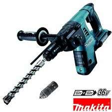 Makita DHR264Z Twin 18v Li-Ion SDS Plus Naked Body Only Rotary Hammer Drill