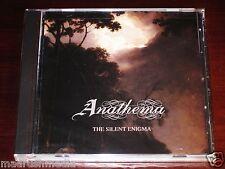 Anathema: The Silent Enigma CD 1997 PEACEVILLE/Mayhem/Fierce EE.UU. 11109-2