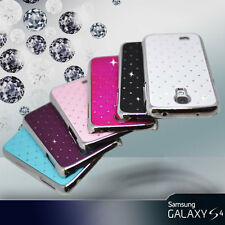 5 Colour Bling Star Case Cover for Samsung Galaxy S4 S 4 / i9500 / i9505 +SP