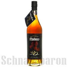75,70€/L Ron Malteco Reserva del Fundador 20 Anos 41% 0,7 l Guatemala Rum