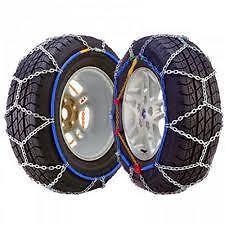 GR230 CATENE DA NEVE OMOLOGATE PER FURGONI SUV E FUORISTRADA 225 60 16 8.00 16,5