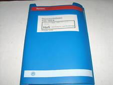 Manual de Instrucciones VW Polo 6N 4LV Sistema Inyección y Encendido Stand