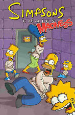 Simpsons Illustrated Comic Books in English