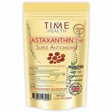 Astaxanthine: 7 mg - Super antioxydant - 100 % pure, naturelle et bio-disponible