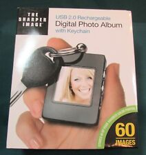 USB 2.0 Rechargeable Digital Photo Album w/Keychain – Never Used – The Sharper I