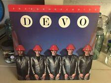 Devo - Freedom Of Choice - 1980 Warner Bros Vinyl LP Record Album EX