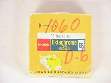Kodak Ektachrome 5241EF 35mm Daylight Film, 100 ft (30.5 m)