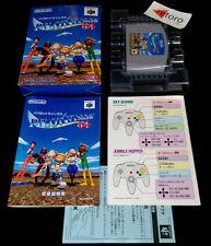 PILOTWINGS 64 Nintendo 64 N64 JAP COMPLETE Good Condition Pilot wings