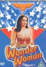 Wonder Woman: Volume 1 (DVD 2003) SHIPS NEXT DAY Lynda Carter