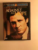 Against All Hope (DVD, 2001) Tarantino staple actor Michael Madsen