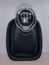 BMW 3 E30 5 E34 Echtleder Schaltknauf 5 6 Gang Schaltsack Schaltmanschette NEU