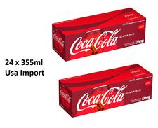 Coca Cola Cinnamon Limited Edition (24 x 0,355 L Dosen) USA Import