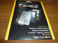 "Zagg Screen Shield Protection for Kindle 3/4/5/NOOK Touch/Paperwhite 6"" E Ink"