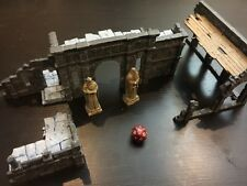 Dungeons and Dragons Castle Ruins