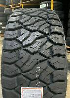4 NEW 35X12.50R20 Venom Terrain Hunter R/T 35 12.50 20 LRE AT/ MT Tires AT 10ply