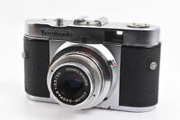 Voigtlander Vito B 35mm Rangefinder Film Camera 50mm f3.5 Lens PARTS REPAIR RA96