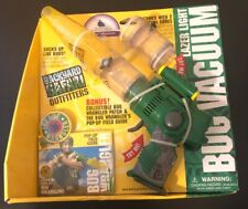 New Backyard Safari Outfitters Lazer Light Bug Vacuum + Bug Wrangler Patch Guide