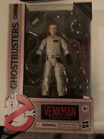 "Hasbro Ghostbusters Plasma Series Peter Venkman 6"" Action Figure New In-Hand"