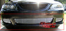 Fits Mazda 6 Sport Perimeter Grille Insert 04-05