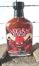 Satan Rage Pepper Sauce 5.7 fl oz  Hot Sauce