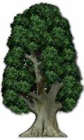 Large Tree Cardboard Cutout / Standee / Standup  *Damaged*