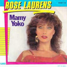 """Rose Laurens Mamy Yoko 7"""" Single Vinyl Schallplatte 25391"""