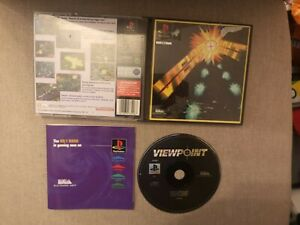 Viewpoint for the Sony PlayStation 1 (PS1) PAL