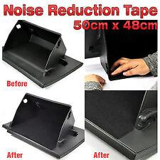 Car Studio Acoustic Soundproofing Noise Reduction Felt Tape For Car Interior