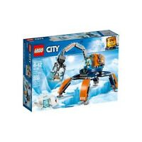 New LEGO CITY 60192 - Arctic Ice Crawler - Age 6-12 yrs. free uk delivery