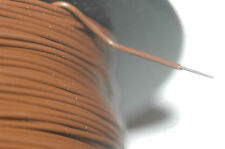 BROWN WIRE MZZ-5/01  CAGE CODE: 3N861 MIL CODE: 6145-000-80-1128 500-Feet