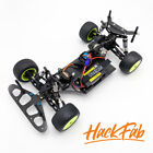 Losi Mini-T 2.0 Late Model Oval carbon chassis conversion kit complete HackFab