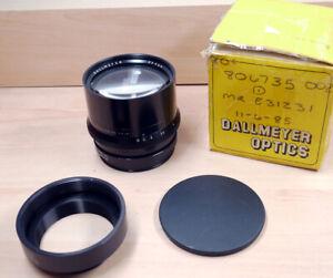 """Dallmeyer Optics 2,9/254 mm """"Pentac""""        12 Monate Gewähr !"""