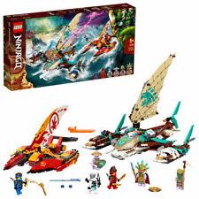 LEGO Ninjago: Catamaran Sea Battle (71748)
