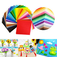 Felt Fabric Sheets for Arts and Crafts, Many Colours & Quantities