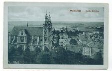 AK um 1910 ? Ottmachau Otmuchow Schlesien, Ortspartie mit Katholischer Kirche
