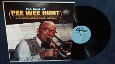 The Best of Pee Wee Hunt LP