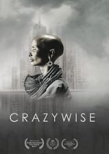 Crazy Wise (DVD, 2017, Green Planet Film, Region Free) Ships within 12 hours!!!