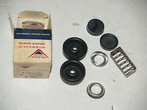 NOS Wagner Front Wheel Cylinder Repair Kit F13620-Ford Mercury 1949-60; Chevy