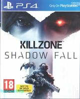 PlayStation 4 Killzone Shadow Fall Rated 18+ PS4 Game DISC ONLY