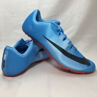 Nike Zoom Super Fly Elite Track Racing Running Shoes Mens Size 12 865633-446
