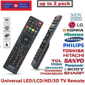 Universal TV Remote Control for Samsung, Vizio,LG,Sony,Panasonic,Smart TV,HAIER
