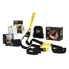Suspension Trainer Kit Bodyweight Fitness TRX Pro Pack Workout Training Straps