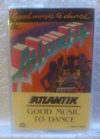 Atlantik - Good Music To Dance Audio Cassette RARE OOP Soca Reggae Mento Calypso