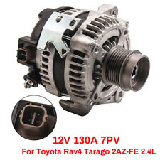 Alternator Fit For Toyota RAV4 ACA33R ACA38R engine 2AZ-FE 2.4L 130A 2006-2014