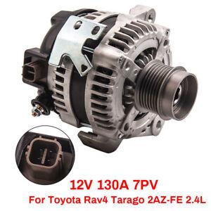 130A Alternator Fit For Toyota Rav4 ACA33r ACA38r Engine 2AZ-FE 2.4L 2006-2014